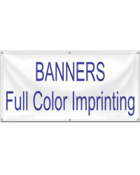 13oz BANNER 1 ft Height