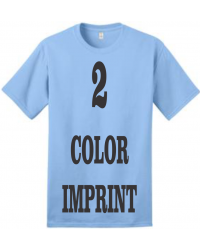 2-COLOR IMPRINT - Direct Screen Print
