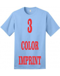 3-COLOR IMPRINT - Direct Screen Print