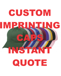 Cap Imprinting Price and location
