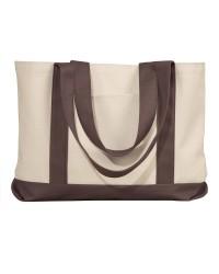 Liberty Bags Leeward Canvas Tote-8869
