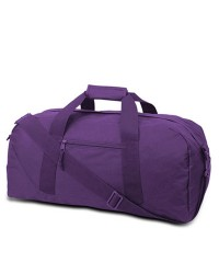 "Liberty Bag ""Game Day"" Large Square Duffel - 8805"
