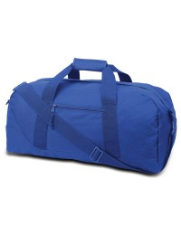"Liberty Bag ""Game Day"" Large Square Duffel - 8806"