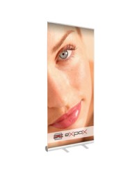 Artistic Roll Up Banner Display