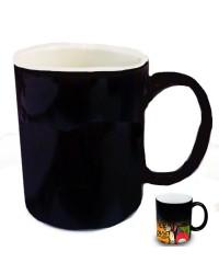 MM - 3001 - 11 oz. Black to White Morph Mug