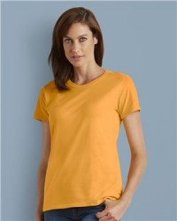 G-500L-Gildan - Heavy Cotton Women's   T-Shirt - 500L