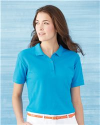 G-82800L-M-Gildan - Premium Cotton Double Pique Sport Shirt - 82800 (Ladies & Men's)
