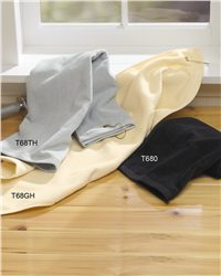 "Towels Plus - 16""x26"" TRI-FOLD Hand Towel with Grommet and Hook - T68TH"