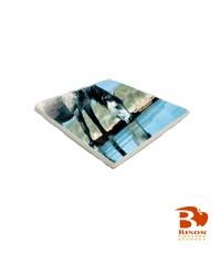 4x4 Bison® Ceramic Spacerless Tile