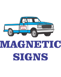 Magentic Signs