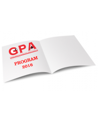 Booklet / Programs